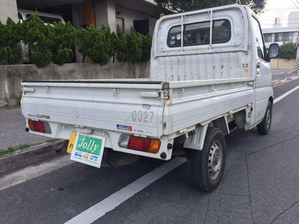 日産:クリッパートラック(軽トラ) no.G2010の画像3