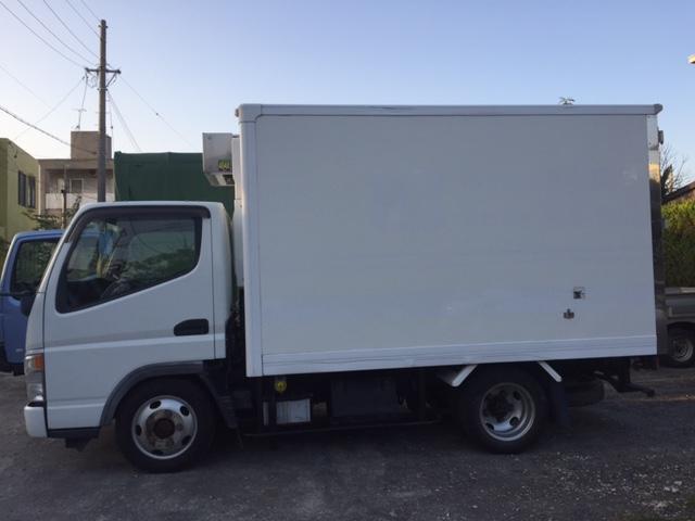 キャンター2t 冷凍車両 no.G0440の画像3