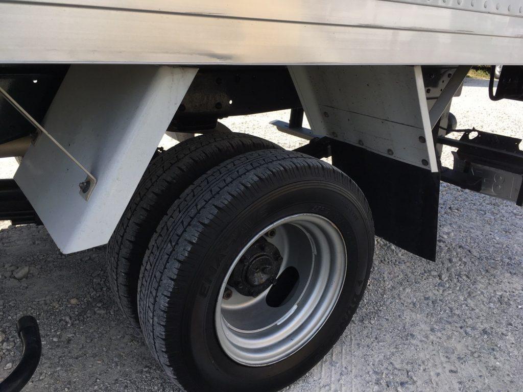 1.5トンバン・トラック(AT)no.T1875の画像26
