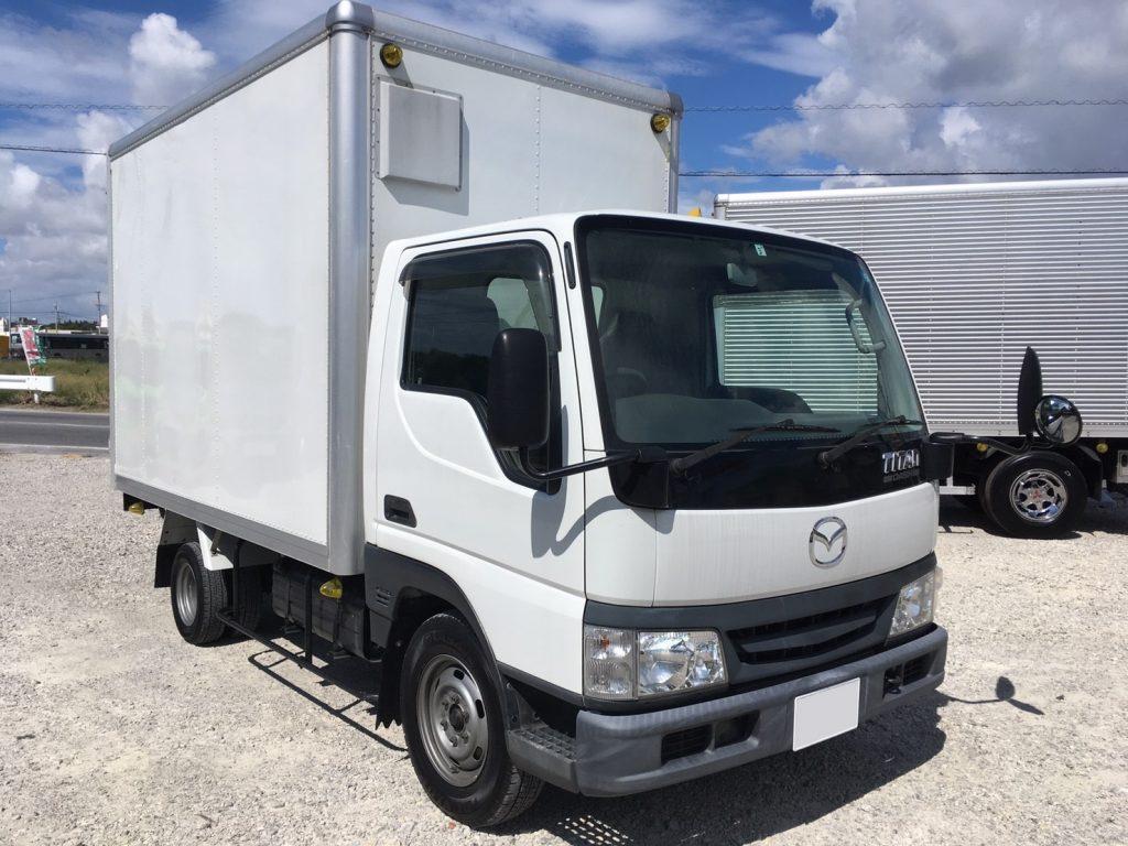 1.5トンバン・トラック(AT)no.T1875の画像3