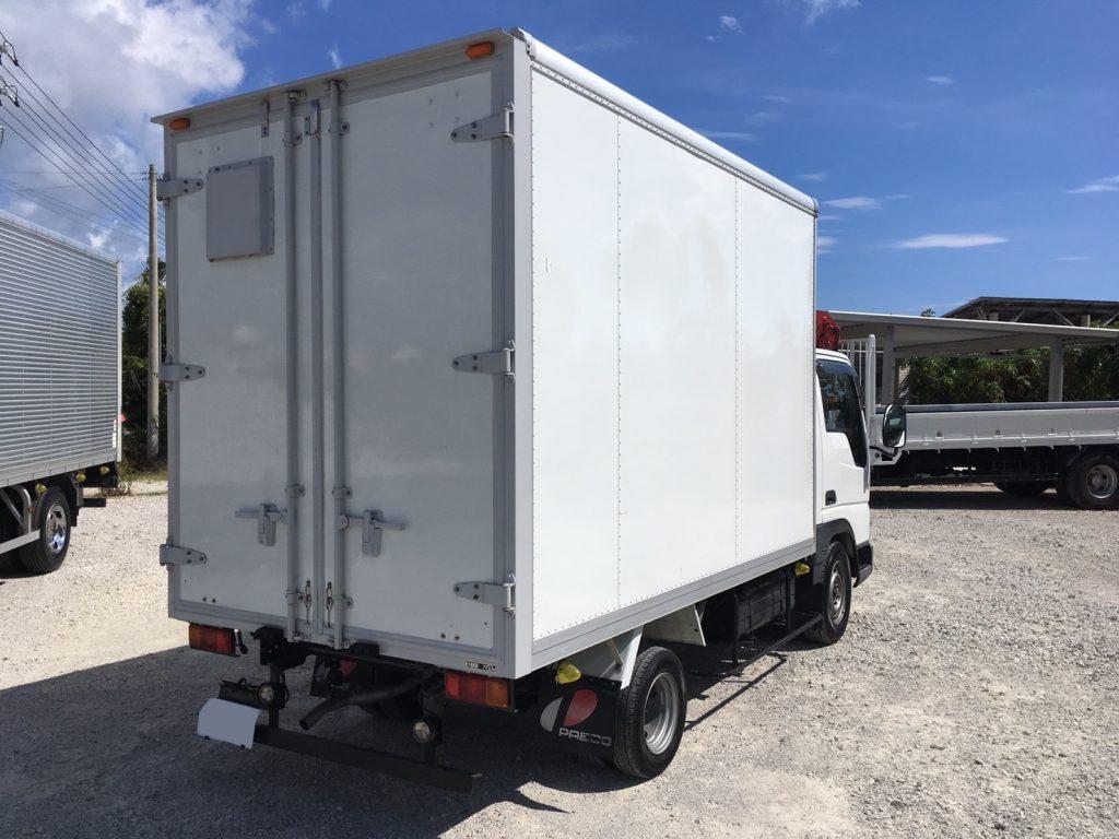 1.5トンバン・トラック(AT)no.T1875の画像7