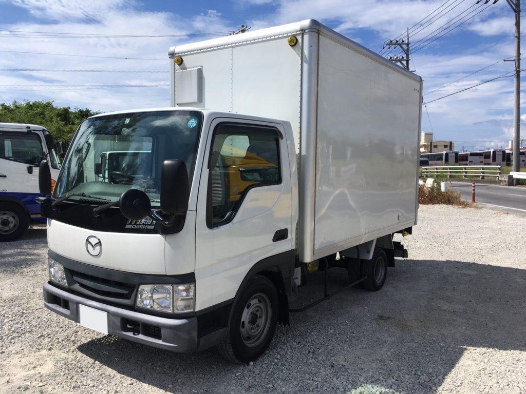 1.5トンバン・トラック(AT)no.T1875の画像1