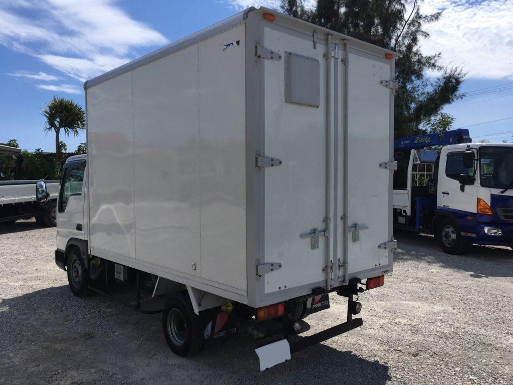 1.5トンバン・トラック(AT)no.T1875の画像6