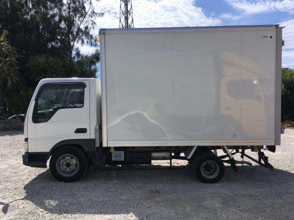 1.5トンバン・トラック(AT)no.T1875の画像4