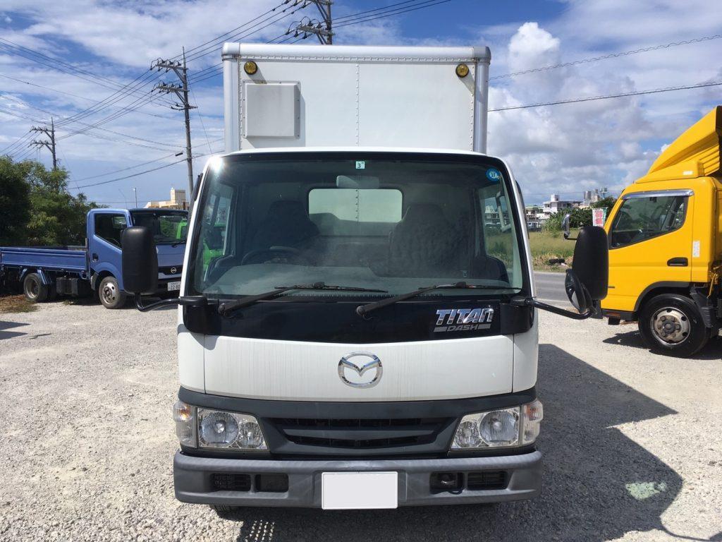 1.5トンバン・トラック(AT)no.T1875の画像2