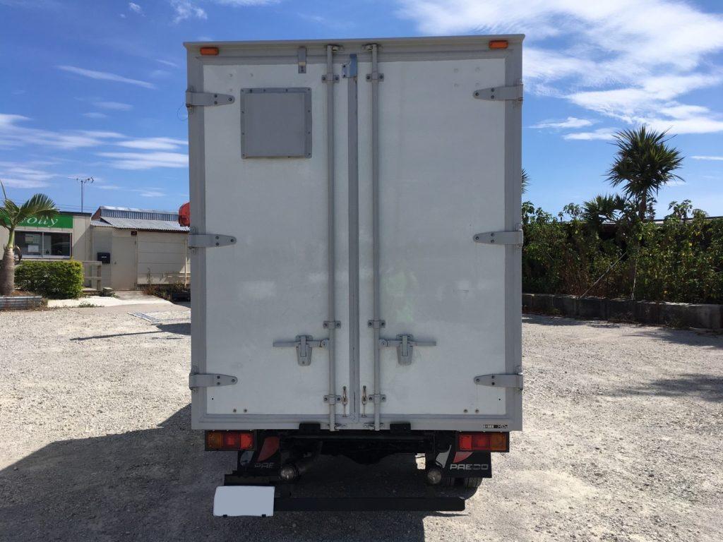 1.5トンバン・トラック(AT)no.T1875の画像8