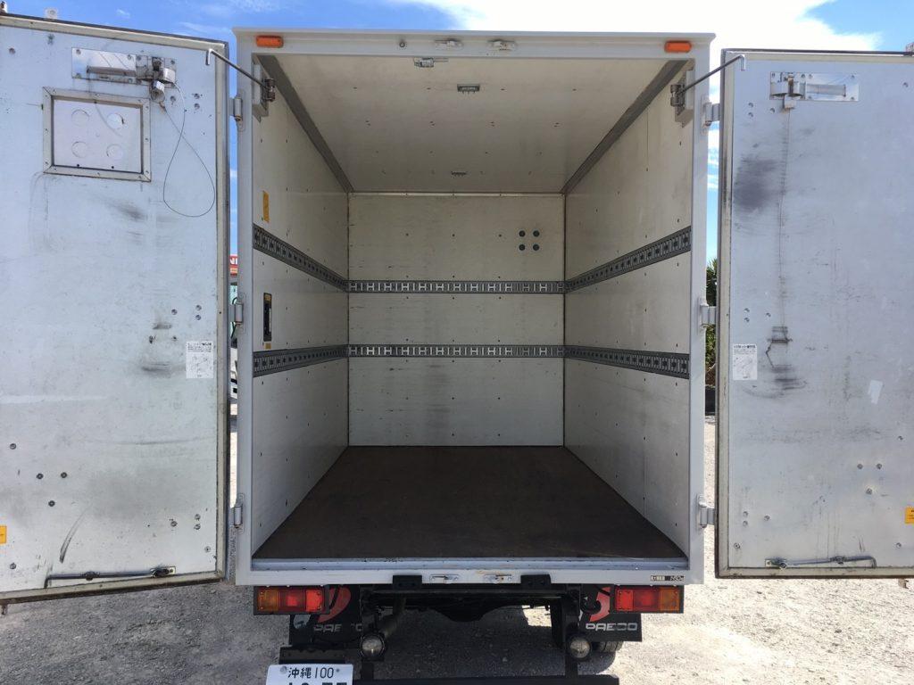 1.5トンバン・トラック(AT)no.T1875の画像10