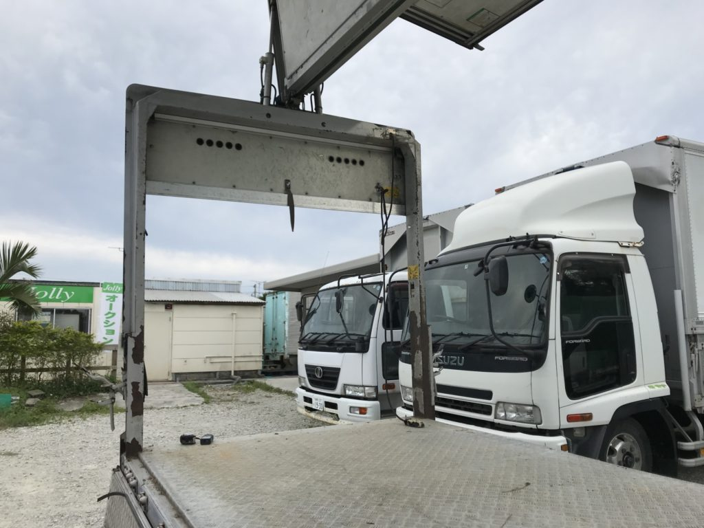 2トンウイング中温冷凍車 no.T682の画像23