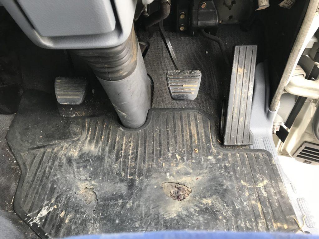 2トンウイング中温冷凍車 no.T682の画像16
