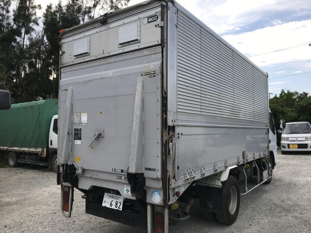 2トンウイング中温冷凍車 no.T682の画像11
