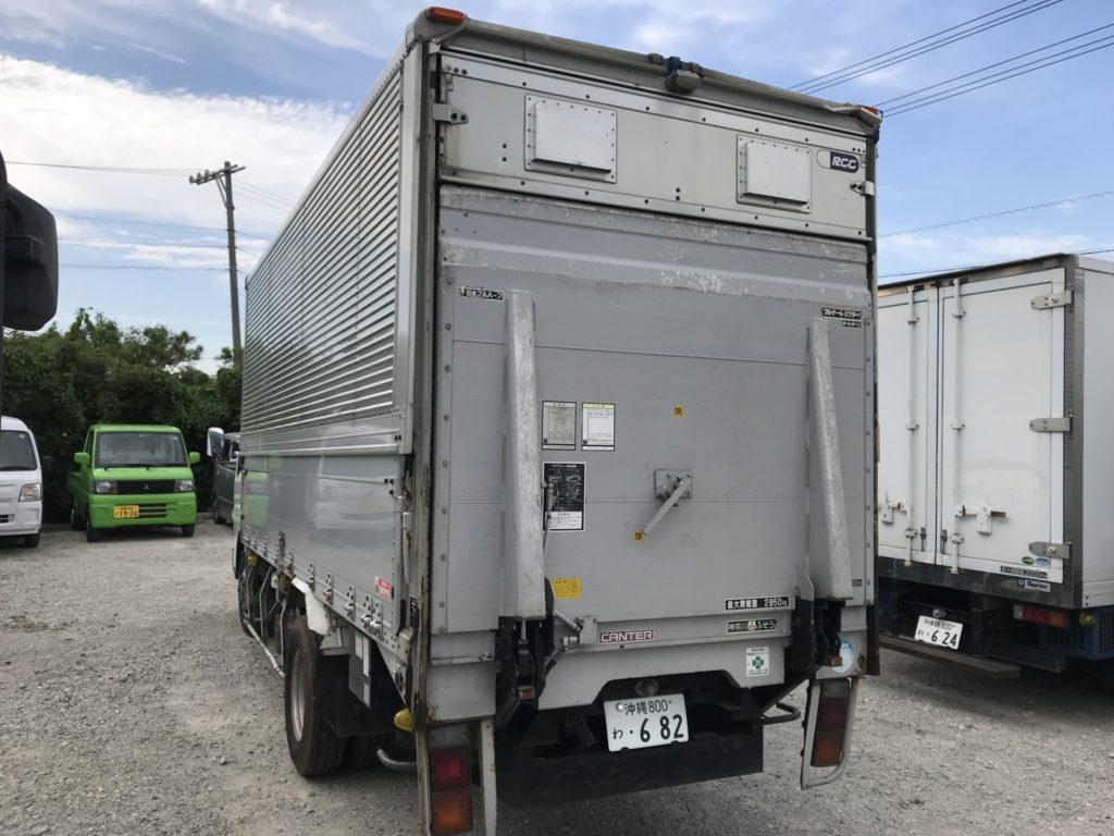 2トンウイング中温冷凍車 no.T682の画像10