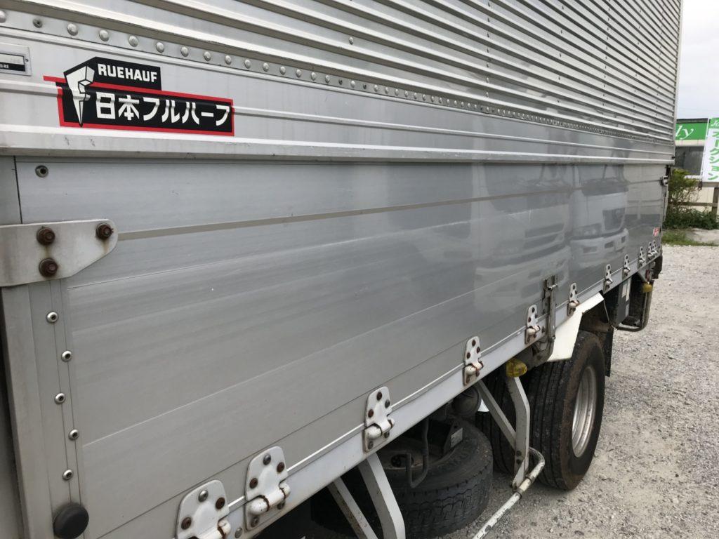 2トンウイング中温冷凍車 no.T682の画像8