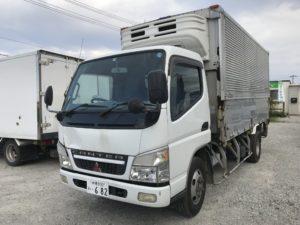 2トンウイング中温冷凍車 no.T682のサムネイル1
