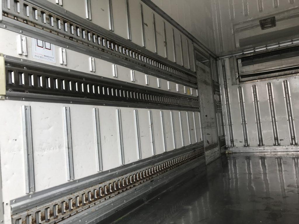 3トン低温冷凍車ワイドロングP/G付 no.G600の画像7