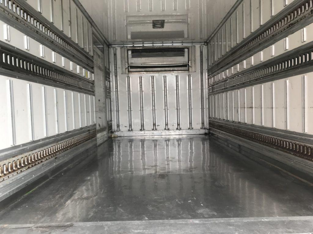 3トン低温冷凍車ワイドロングP/G付 no.G600の画像6