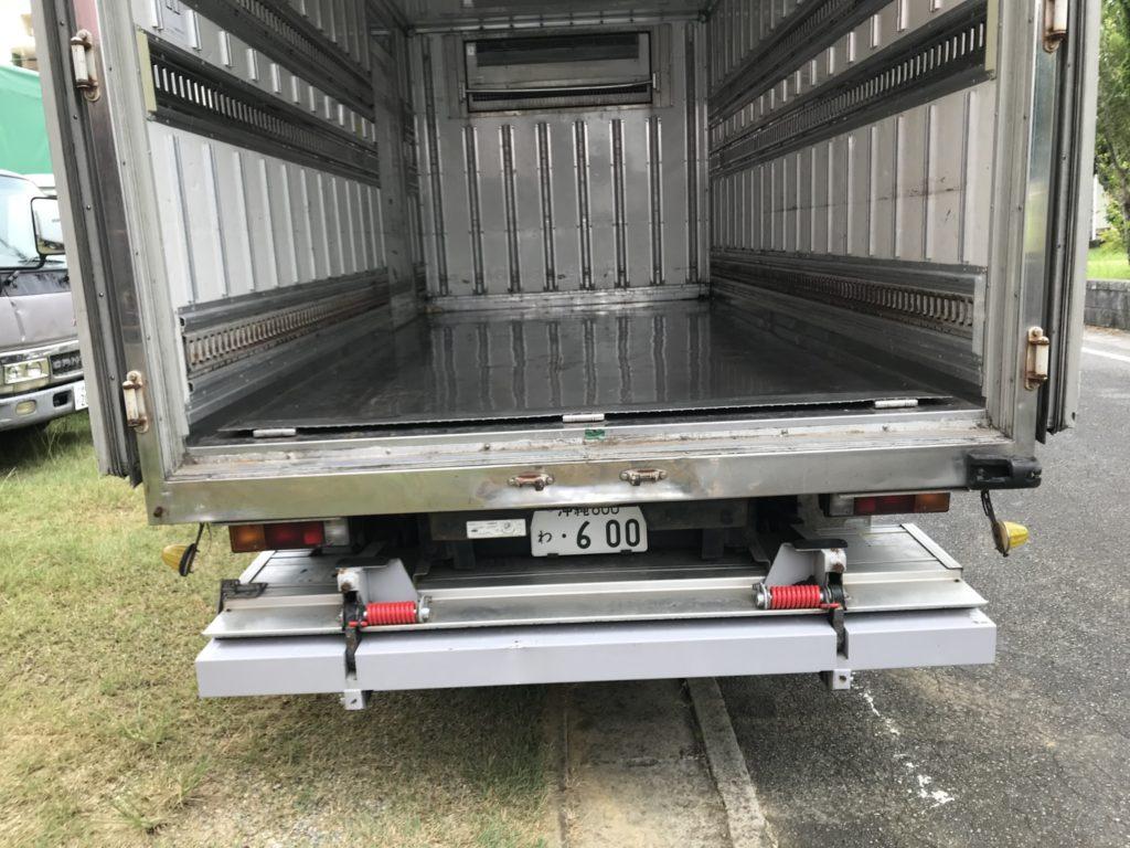 3トン低温冷凍車ワイドロングP/G付 no.G600の画像5