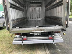 3トン低温冷凍車ワイドロングP/G付 no.G600のサムネイル5