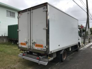 3トン低温冷凍車ワイドロングP/G付 no.G600のサムネイル4