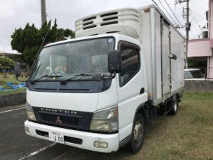 3トン低温冷凍車ワイドロングP/G付 no.G600のサムネイル2