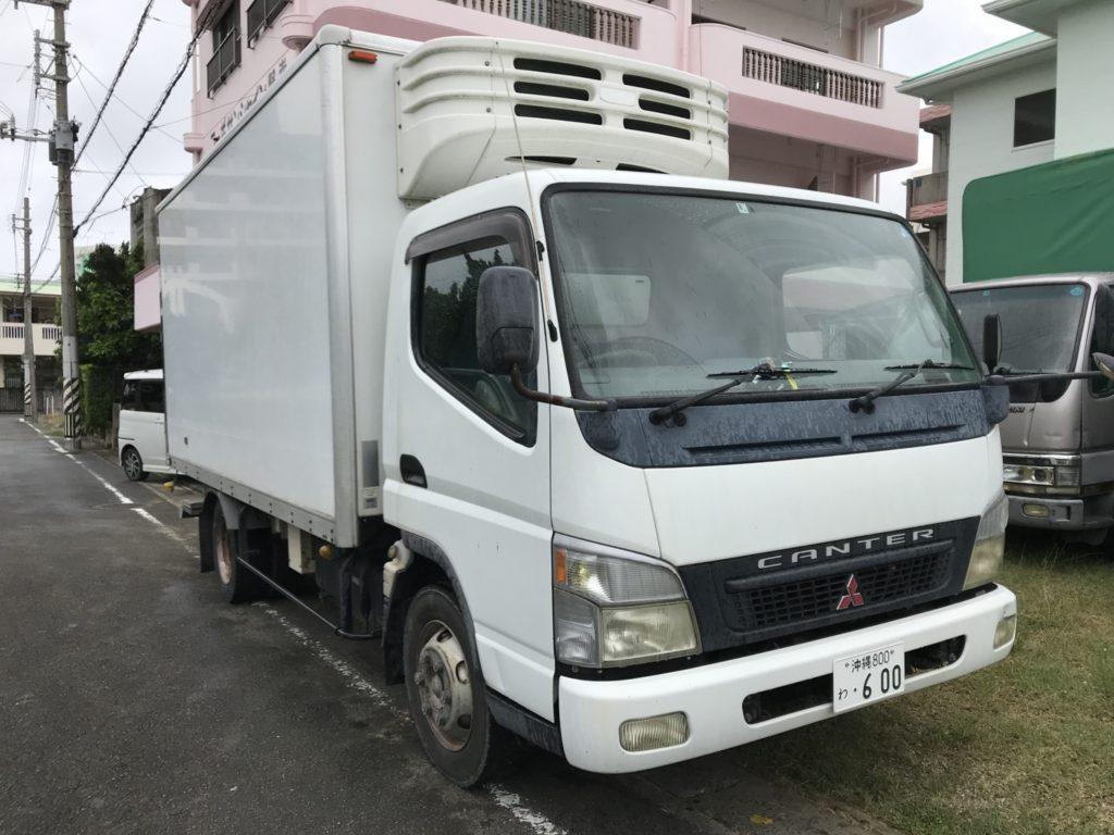 3トン低温冷凍車ワイドロングP/G付 no.G600の画像1