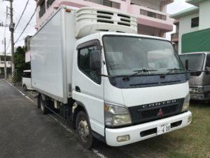 3トン低温冷凍車ワイドロングP/G付 no.G600のサムネイル1