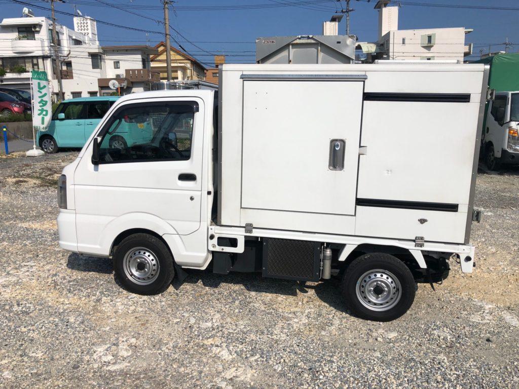 軽冷凍車no.T59の画像4