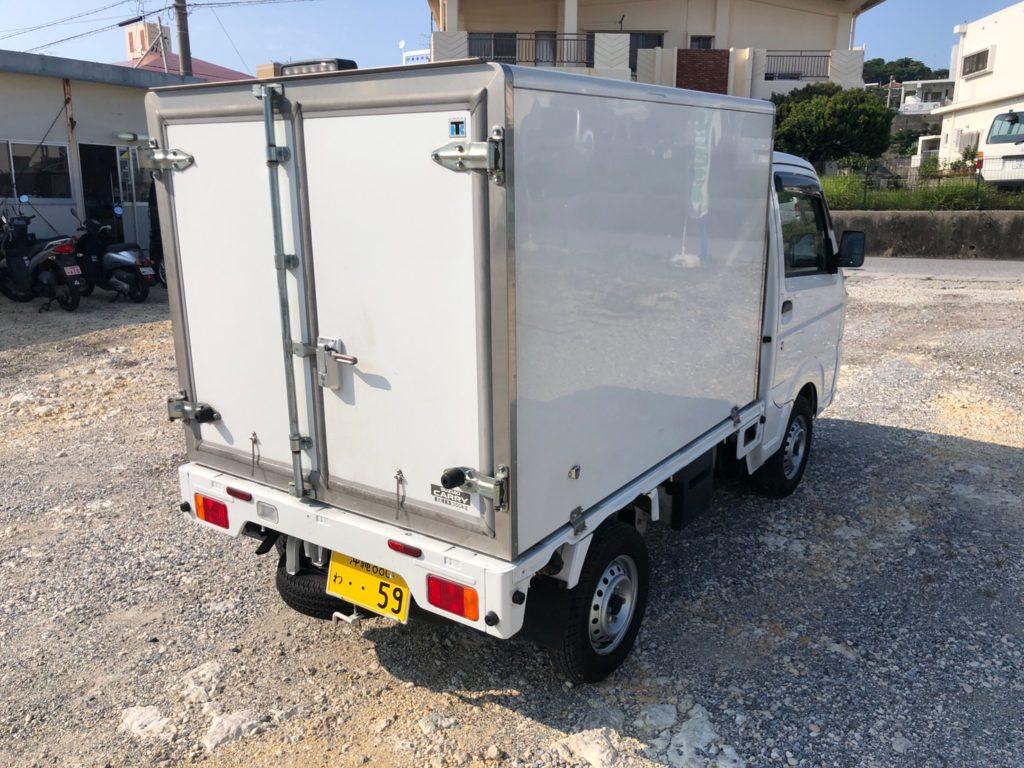 軽冷凍車no.T59の画像7