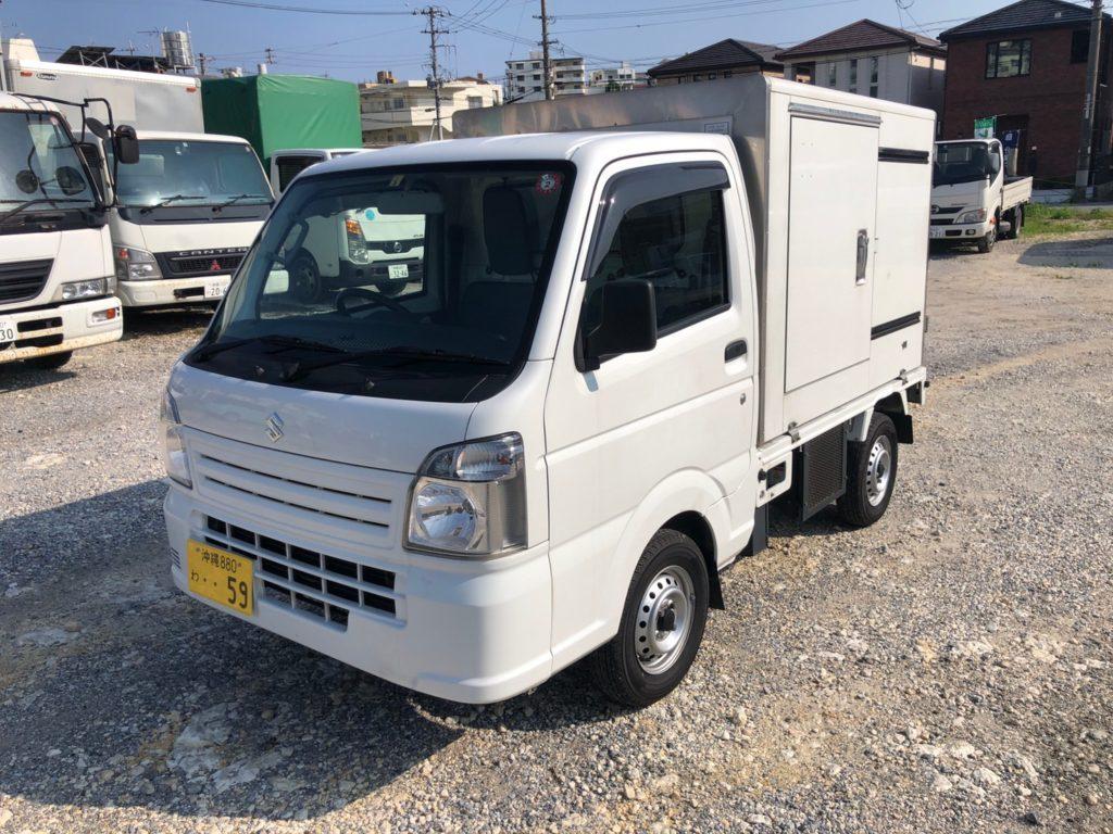 軽冷凍車no.T59の画像1