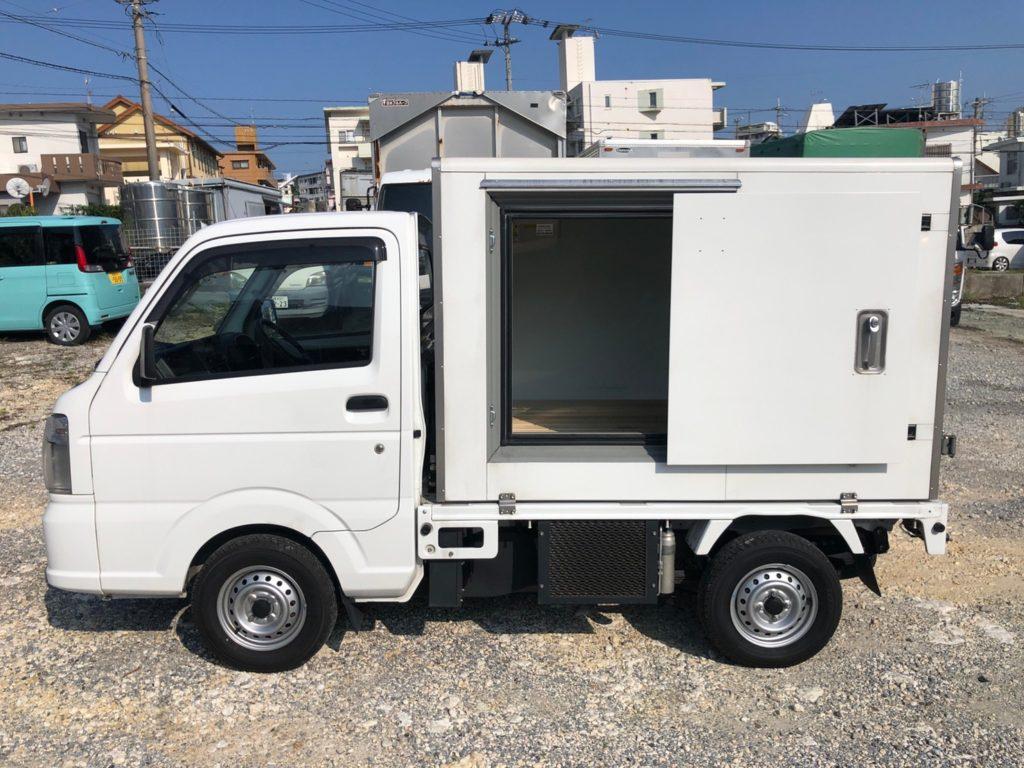 軽冷凍車no.T59の画像9