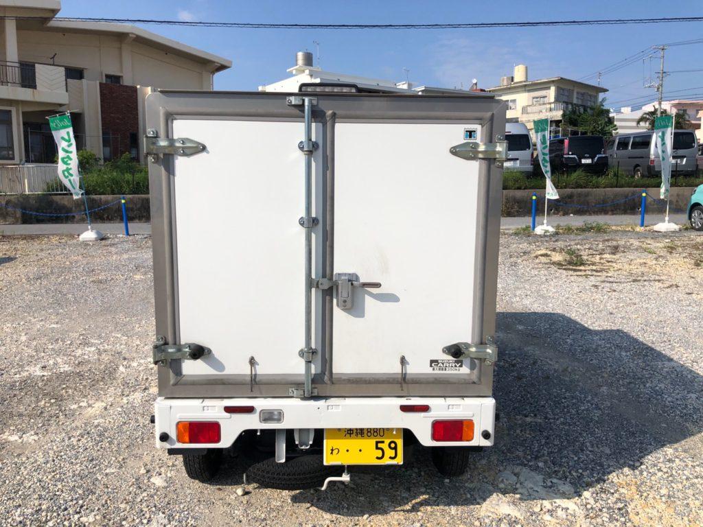 軽冷凍車no.T59の画像6