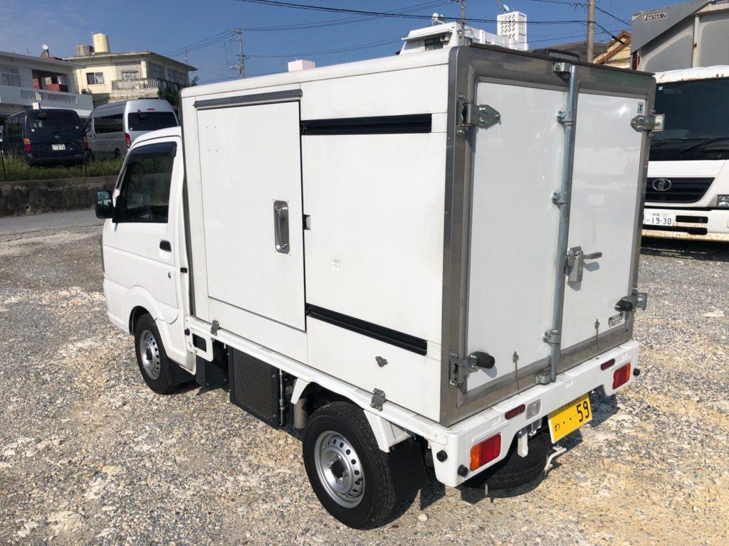 軽冷凍車no.T59の画像5