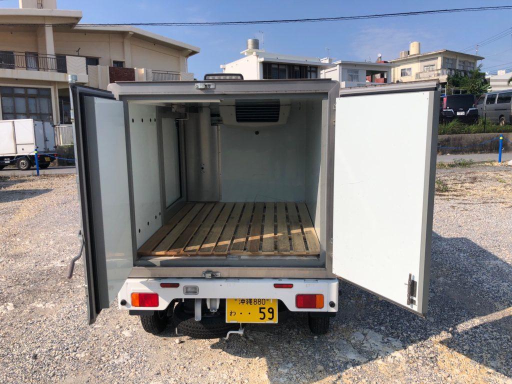 軽冷凍車no.T59の画像12