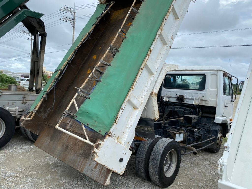 4トンダンプUDトラックス コンドルno.T4723の画像3