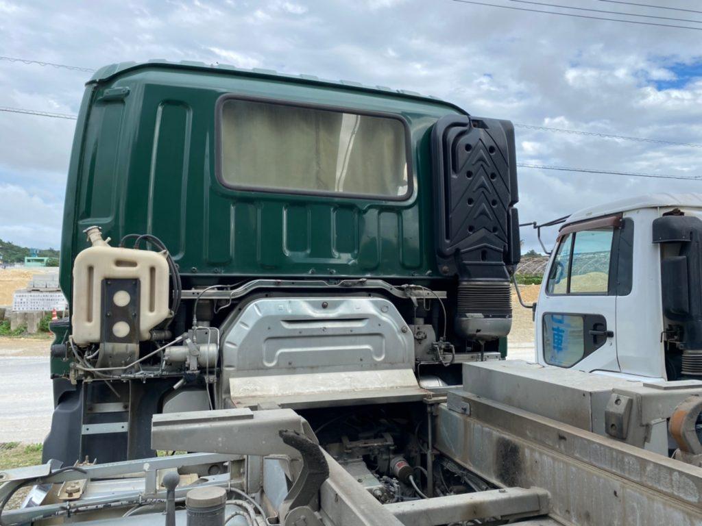 10トンダンプいすゞ ギガの画像3