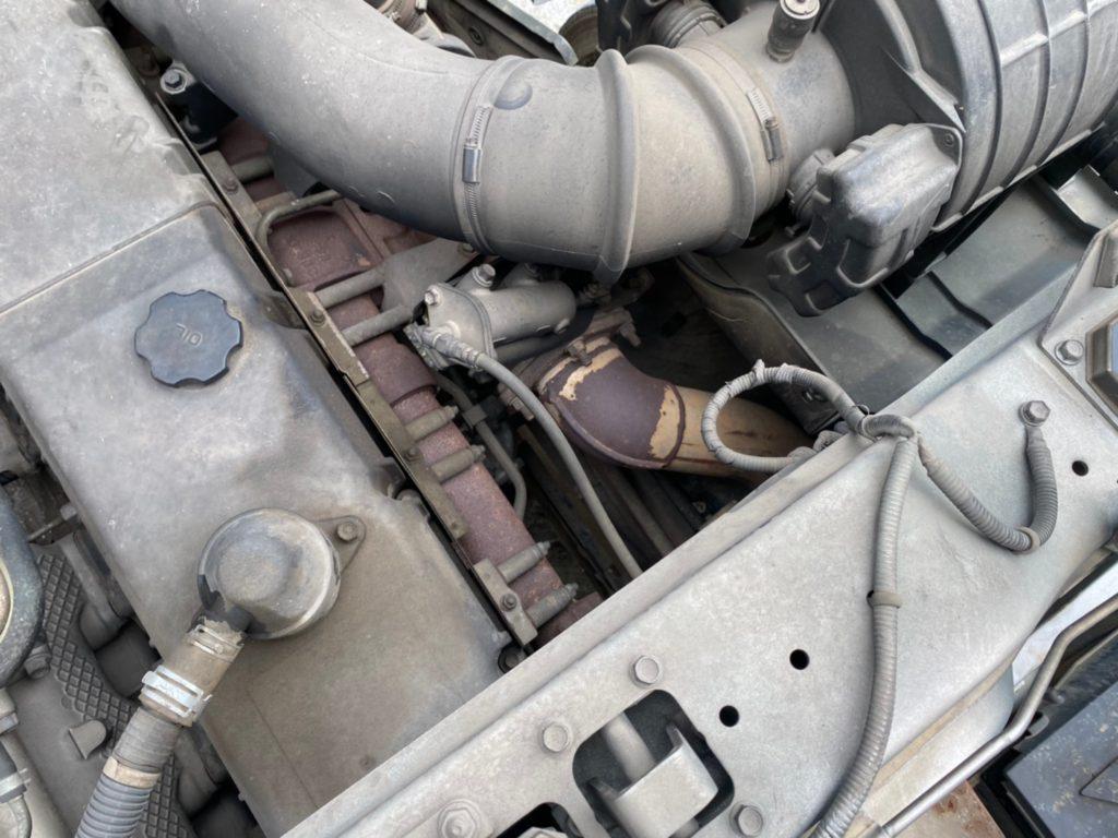 10トンダンプいすゞ ギガの画像14