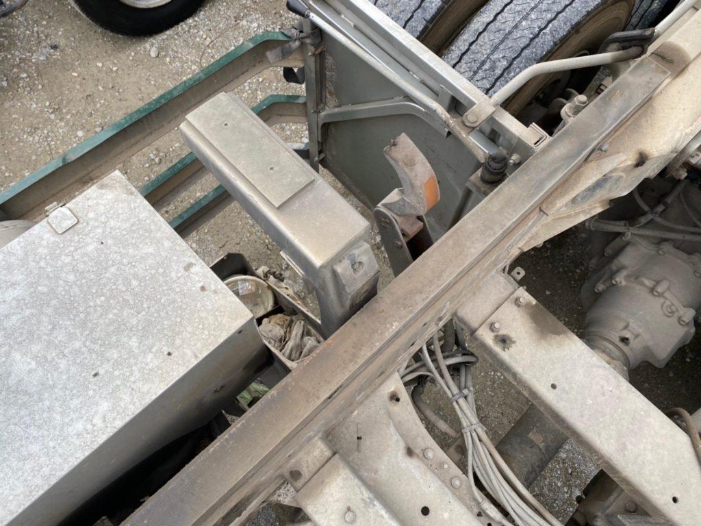10トンダンプいすゞ ギガの画像15