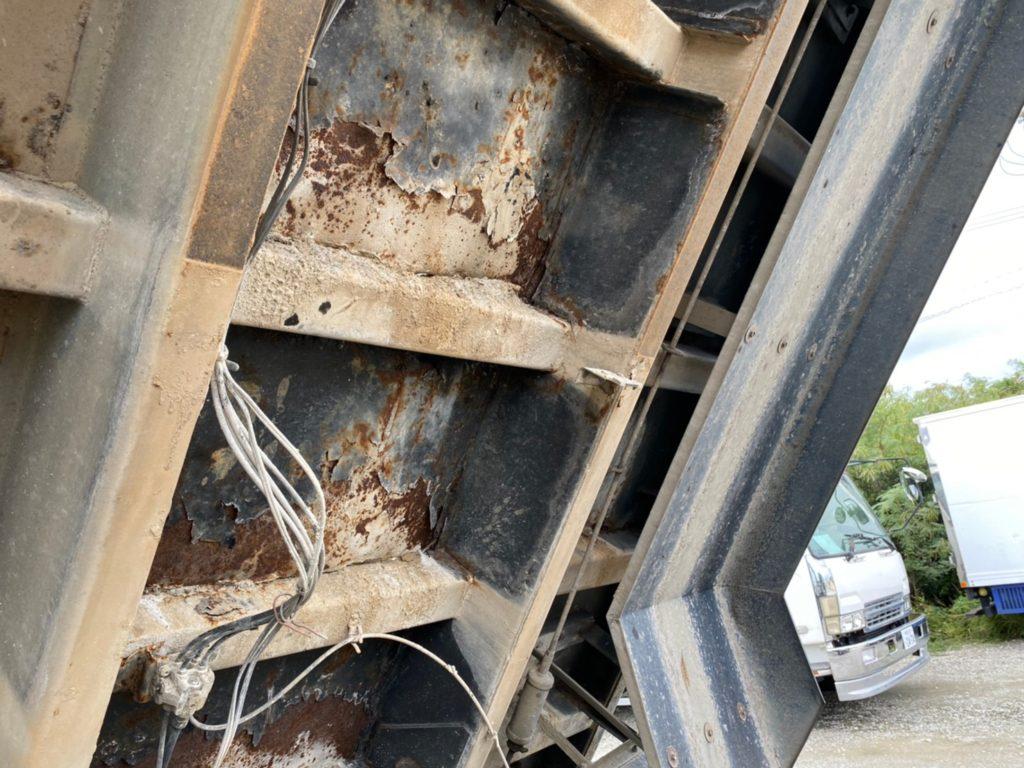 10トンダンプいすゞ ギガの画像8