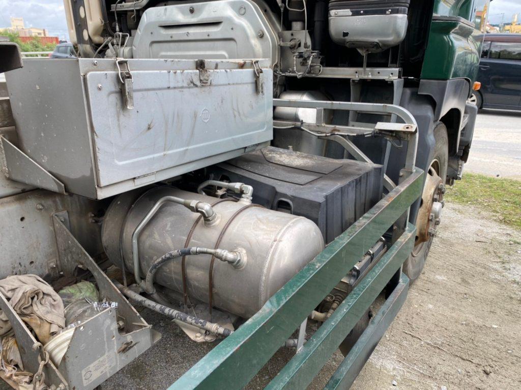 10トンダンプいすゞ ギガの画像20