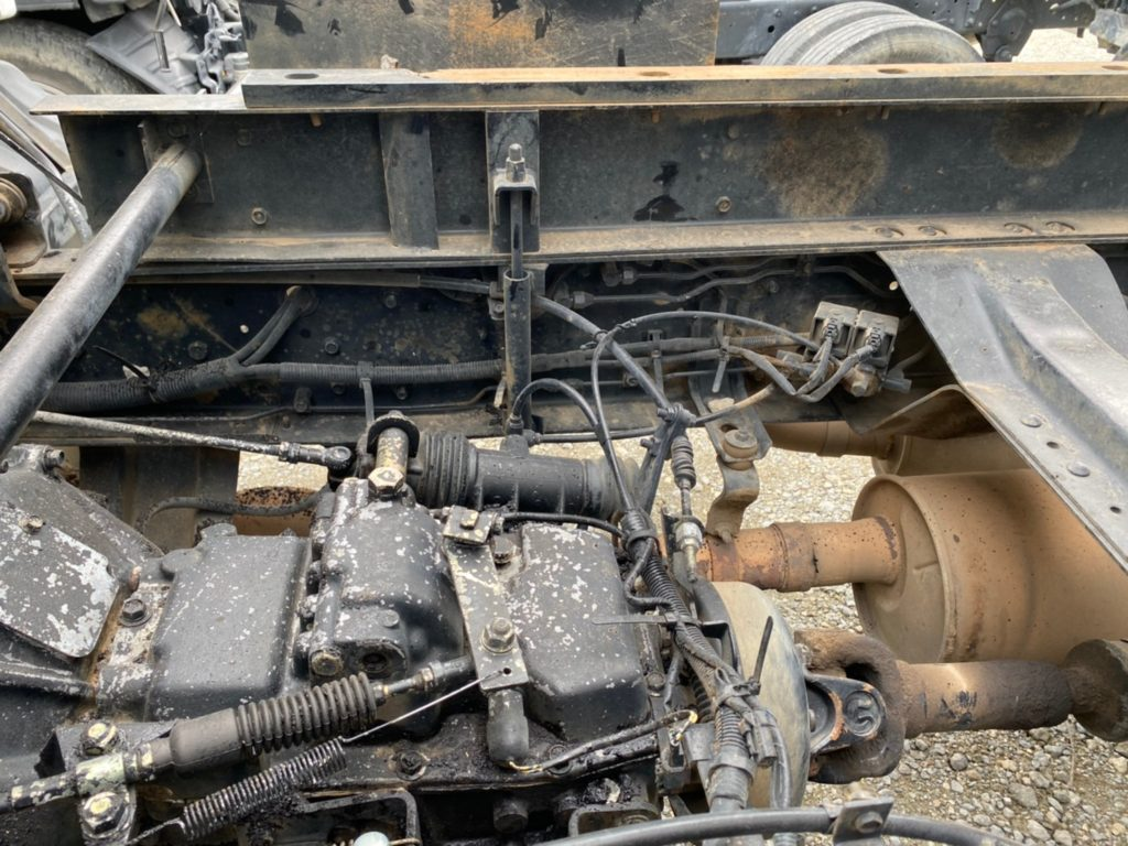 4トンダンプUDトラックス コンドルno.T4723の画像15