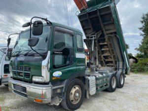 10トンダンプいすゞ ギガのサムネイル1