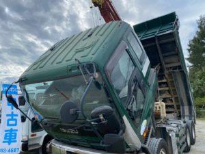 10トンダンプいすゞ ギガのサムネイル7