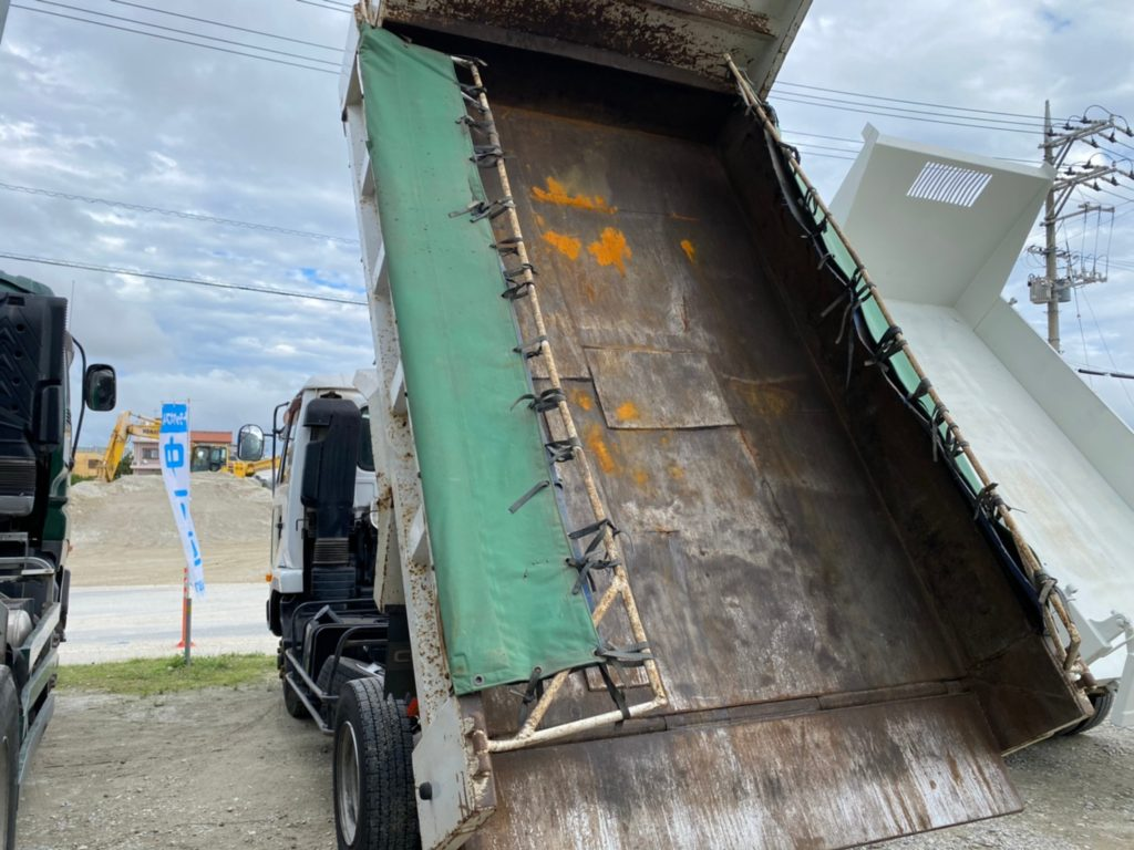 4トンダンプUDトラックス コンドルno.T4723の画像4