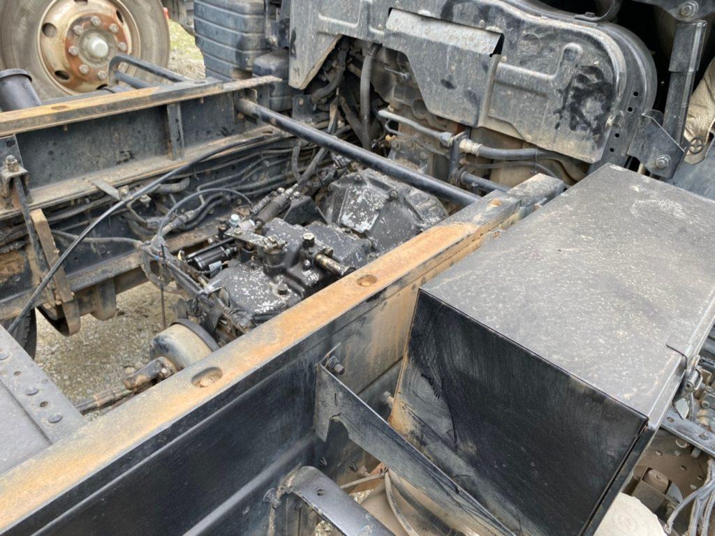 4トンダンプUDトラックス コンドルno.T4723の画像17