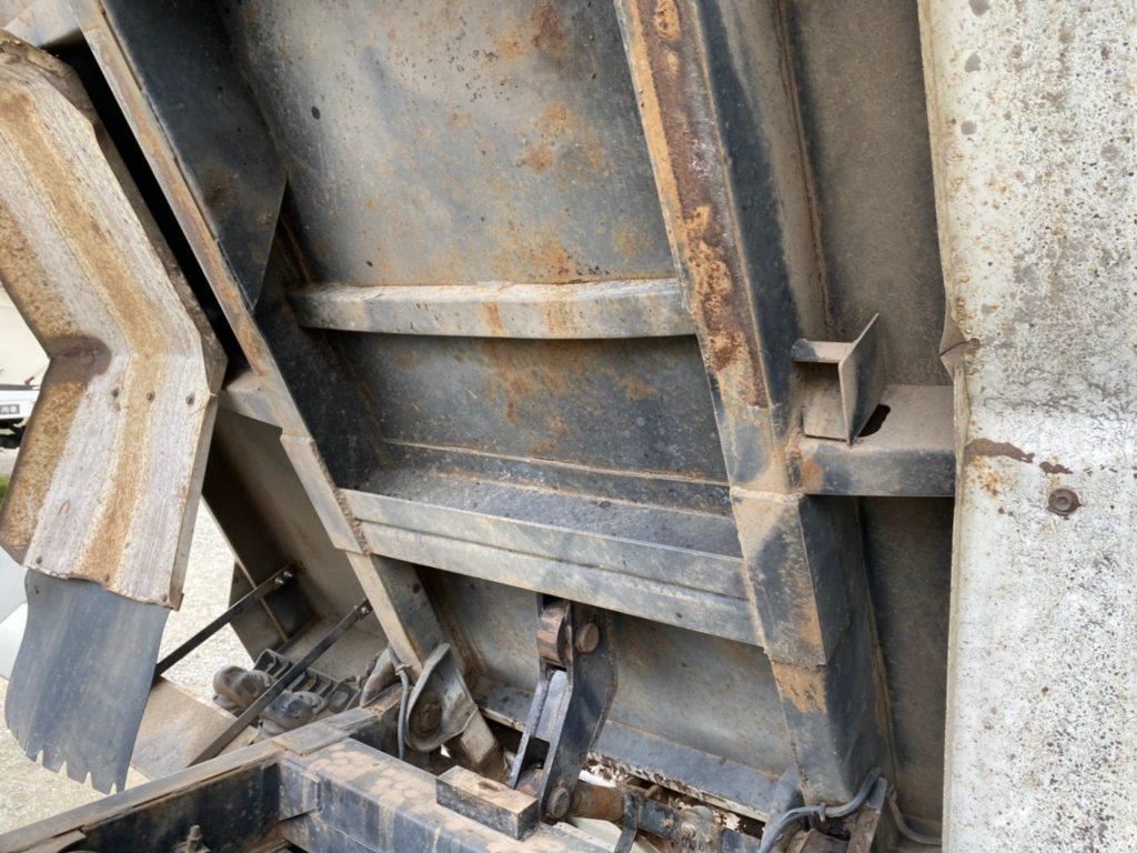 4トンダンプUDトラックス コンドルno.T4723の画像8
