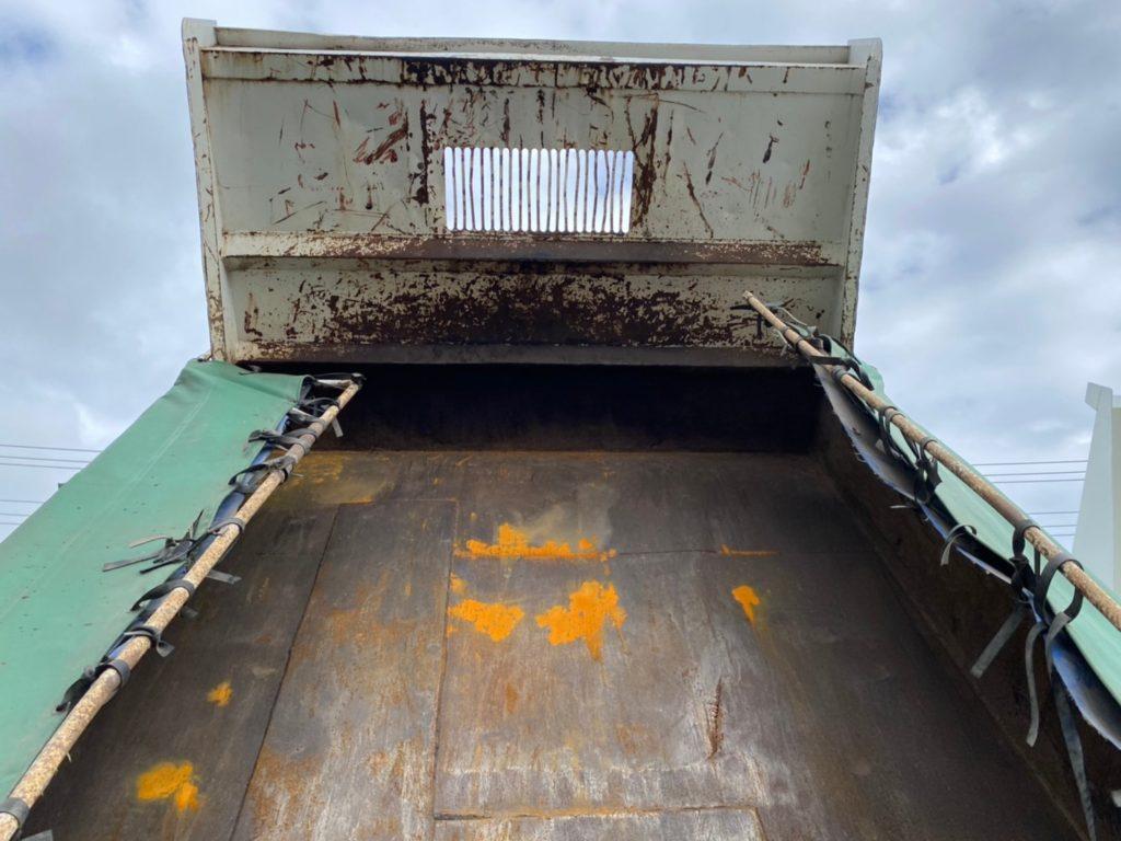 4トンダンプUDトラックス コンドルno.T4723の画像5